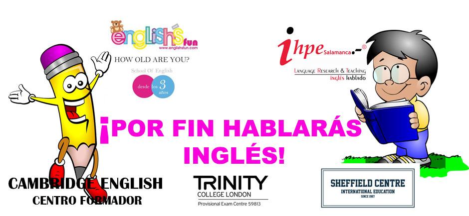 Englishs Fun, academia de inglés en Salamanca